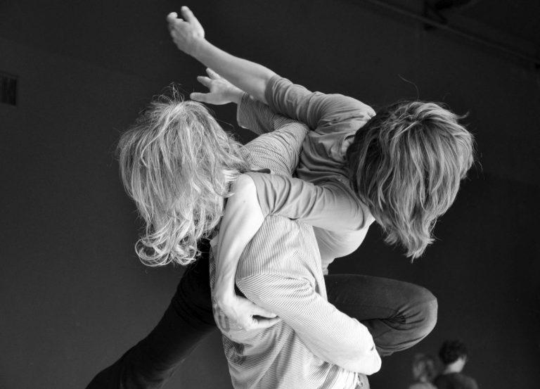 Corps et voix, avec Perrine Aterianus et Alice Le Guiffant